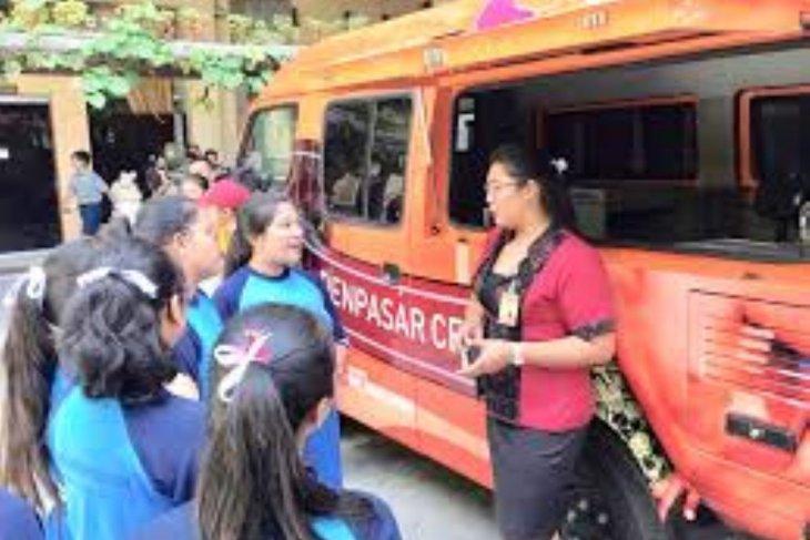 Pemkot Denpasar sosialisasikan mobil konseling untuk siswa SD
