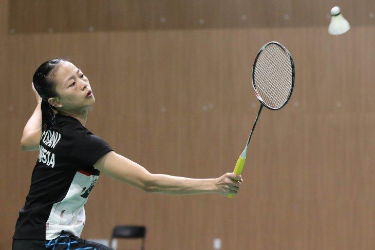 Fitriani akui belum tampil maksimal pada Korea Open 2019