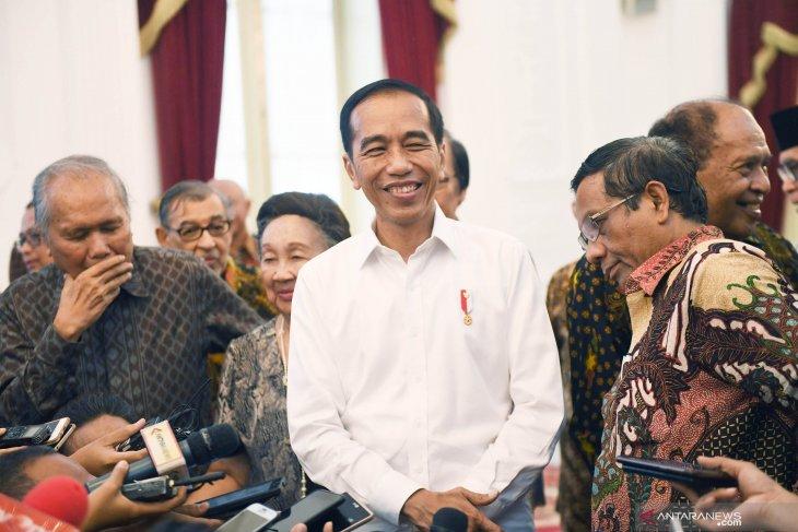 Soal Perppu KPK, Presiden Jokowi diminta tidak tunduk oleh desakan