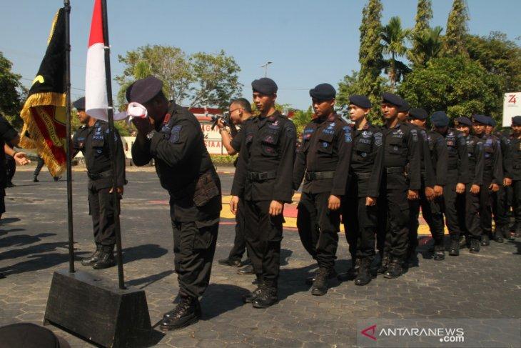 Brimob Kaltim kirim personel bantu amankan Jakarta