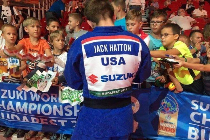 Andlaan Judoka AS Hatton meninggal di usia 24 tahun