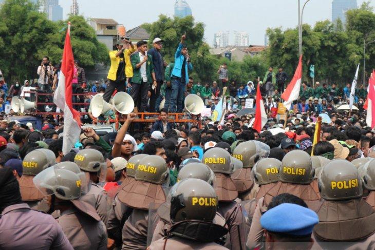 Amnesty International desak Polisi bebaskan mahasiswa  demo