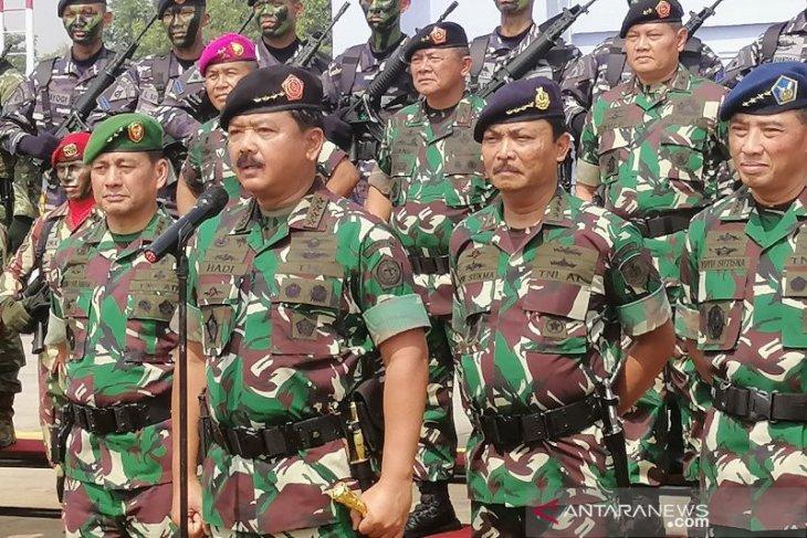 Panglima TNI berhasil membumikan visi presiden