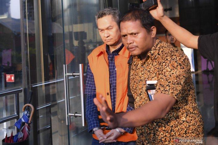 KPK panggil Direktur Keuangan Angkasa Pura II Andra Yastrialsyah Agussalam