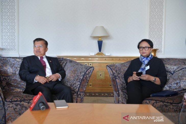 JK harap Jokowi hadiri Sidang Umum PBB tahun depan