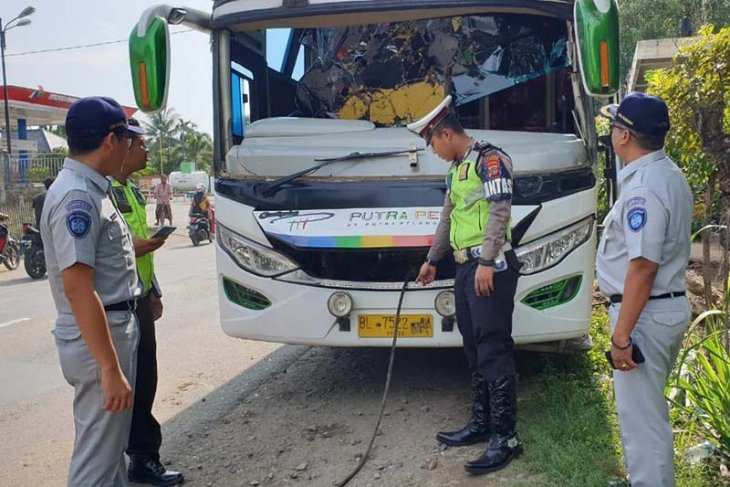 Jasa Raharja jamin seluruh korban kecelakaan Bus Putra Pelangi