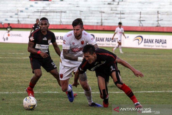 Pelatih PSM tak kecewa meski dikalahkan Persipura