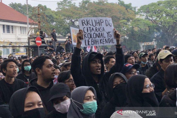 Mahasiswa inginkan dialog dengan Presiden berlangsung terbuka