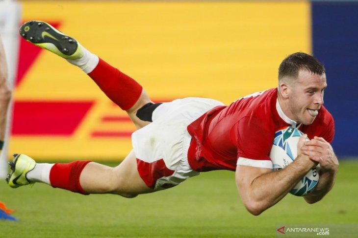 Wales menang dramatis atas Australia Piala Dunia Rugby