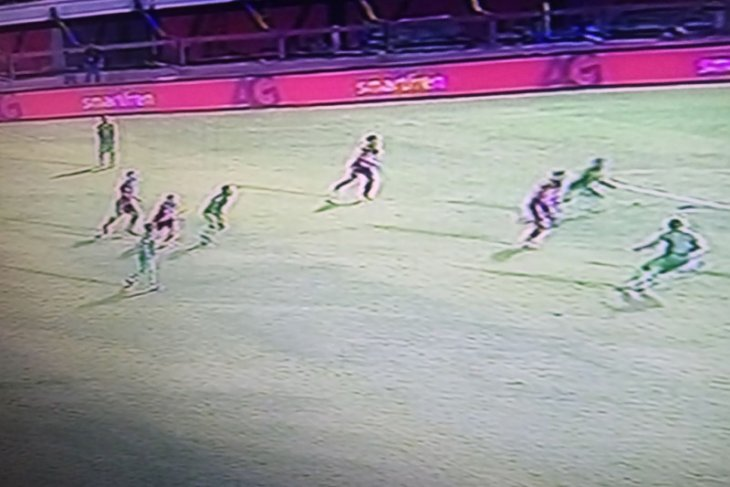 Bali United menang 2-1 lawan Kalteng Putra  pada pertandingan Liga