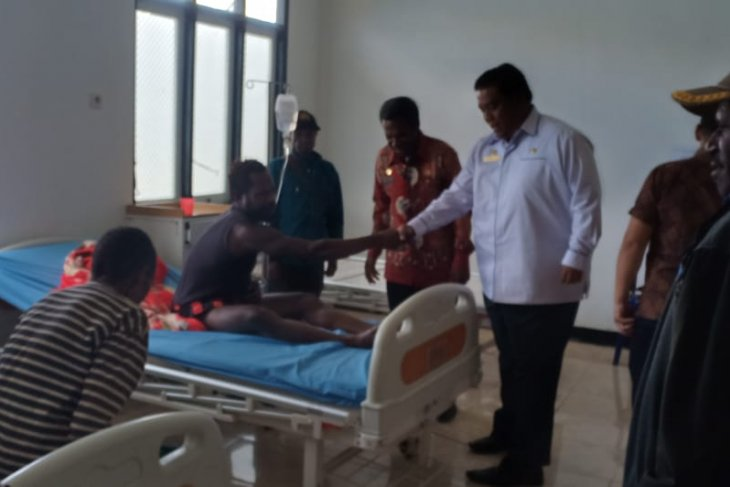 Warga Lanny Jaya beri pengamanan RSUD Tiom
