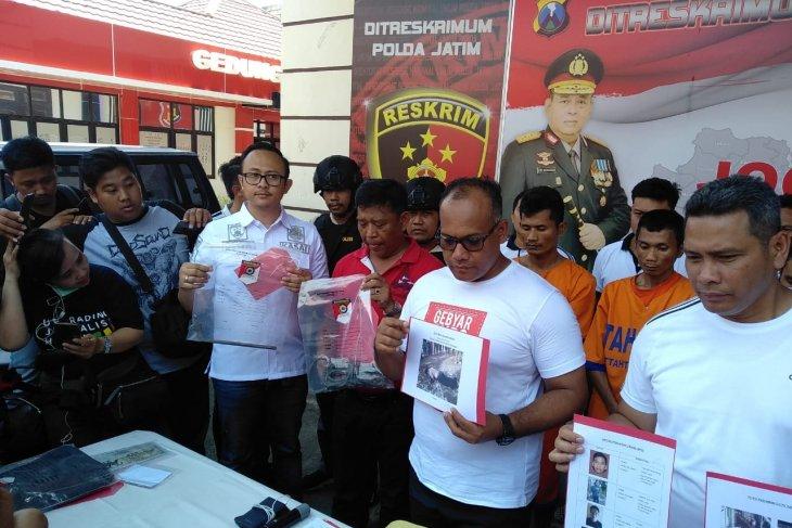 Polda Jatim ungkap pembunuhan sales motor di Pasuruan