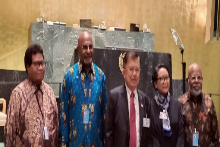 UN bans Benny Wenda to enter UN general assembly: Nick Meset