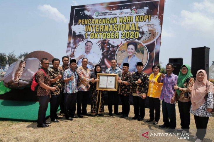 Kopi robusta Rejang Lebong peroleh sertifikat IG