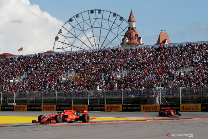 Ferrari tersandung strategi sendiri di GP Rusia