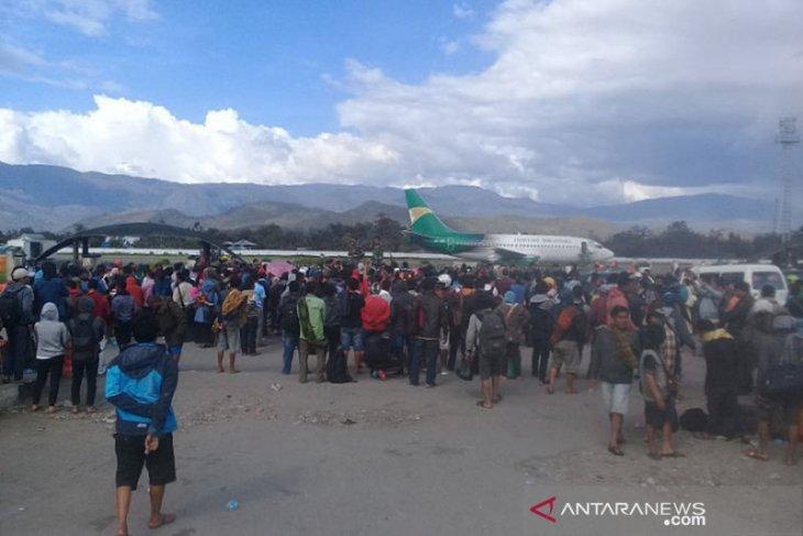 Transportation ministry prepares ships to evacuate Wamena's refugees