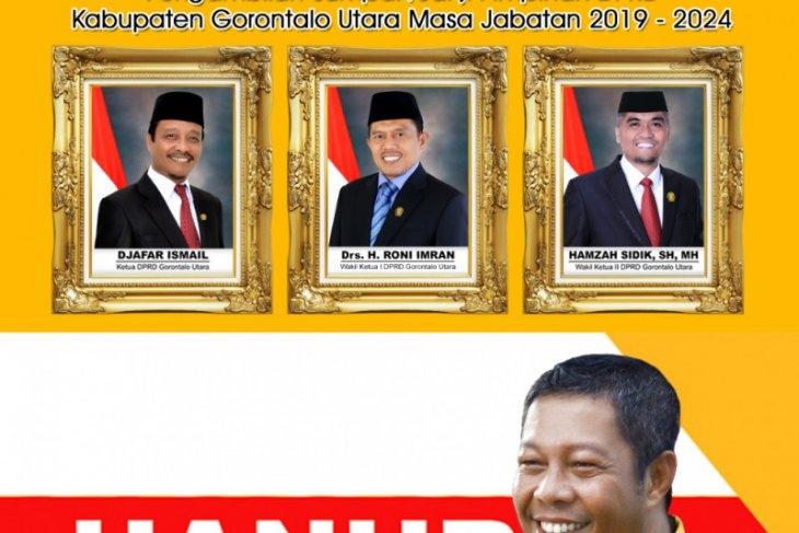 Partai Hanura dukung kinerja pimpinan definitif DPRD Gorontalo Utara
