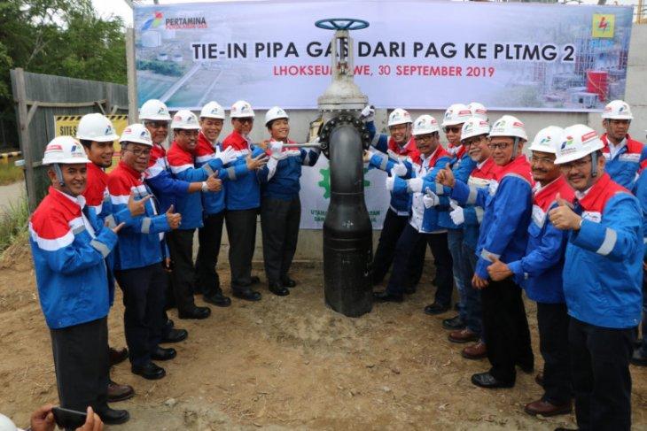PLN-PAG koordinasi persiapan pengoperasian PLTMG Arun 240 MW