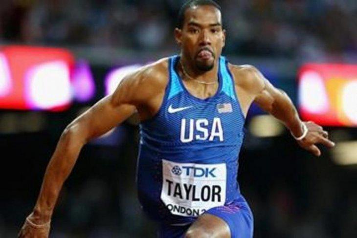 Atlet lompat jangkit Christian Taylor bangkit dari kegagalan untuk jadi juara dunia