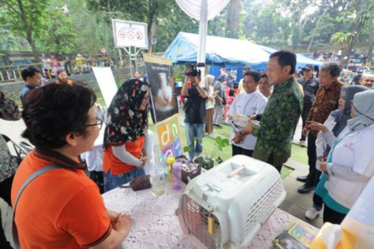 Kota Bogor bebas rabies