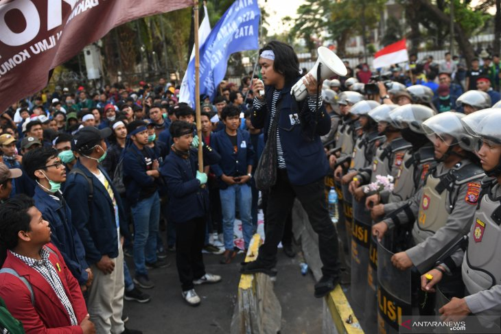 PKB apresiasi sikap Jokowi perbolehkan aksi demo
