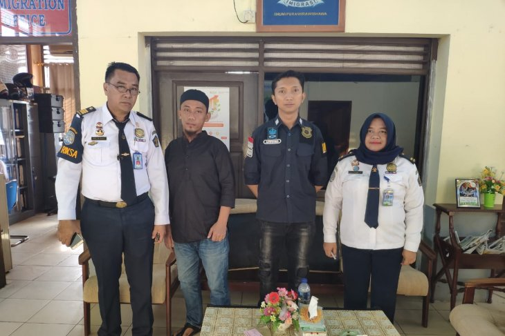 Bawa sabu-sabu masuk Nunukan WN Malaysia dideportasi setelah jalani hukuman