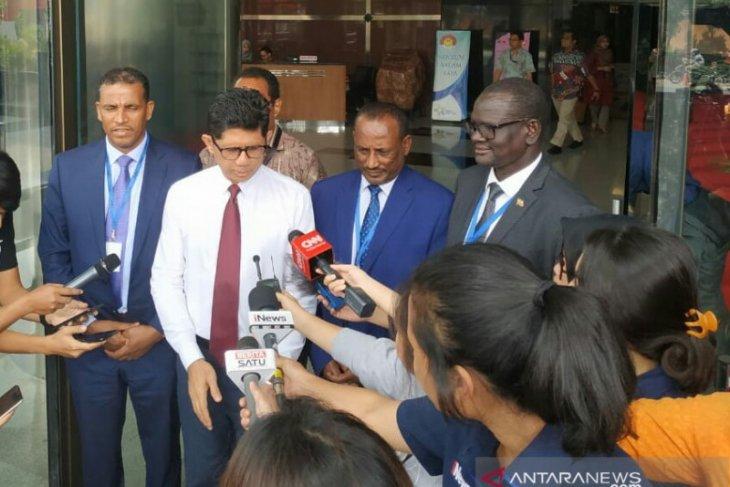 Ethiopian delegation visits KPK