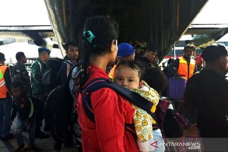 Banten governor vows evacuation of his people from Papua