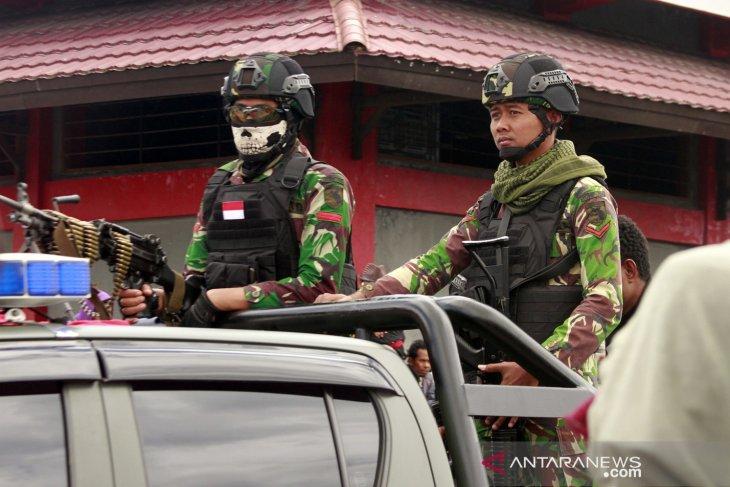 Suppressing armed Papuan rebels paramount to saving innocent civilians