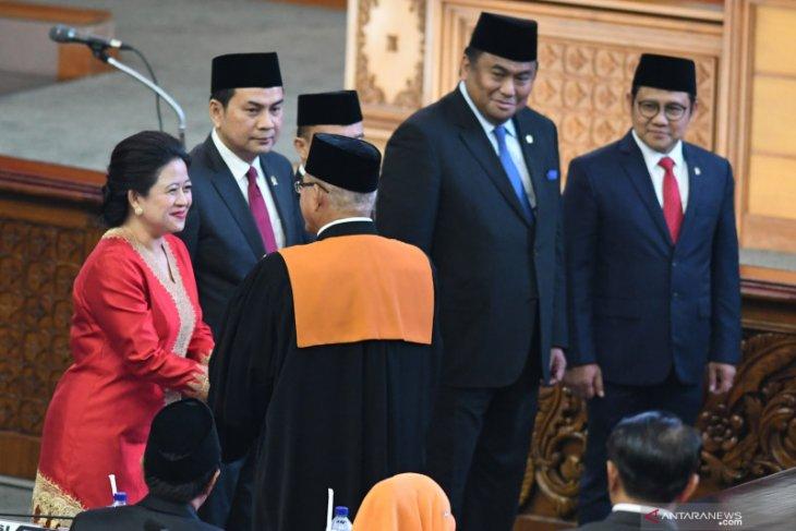 Profil - Puan Maharani, serba pertama trah politik Sukarno