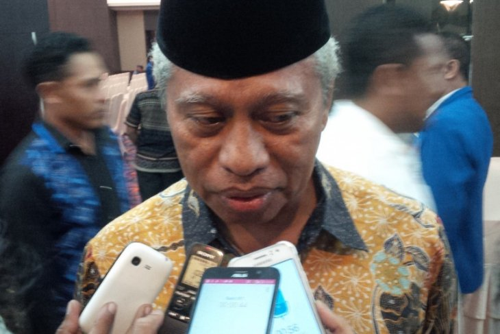 Wali Kota Ternate imbau massa jangan merusak aset daerah