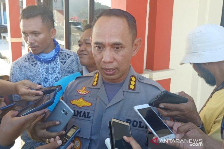 Papua Terkini - Seorang pelaku perusakan di Oksibil ditangkap