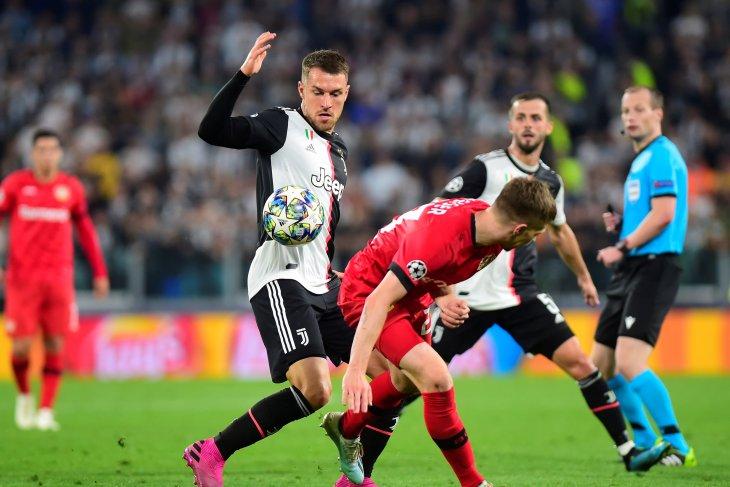 Juventus atasi Leverkusen 3-0