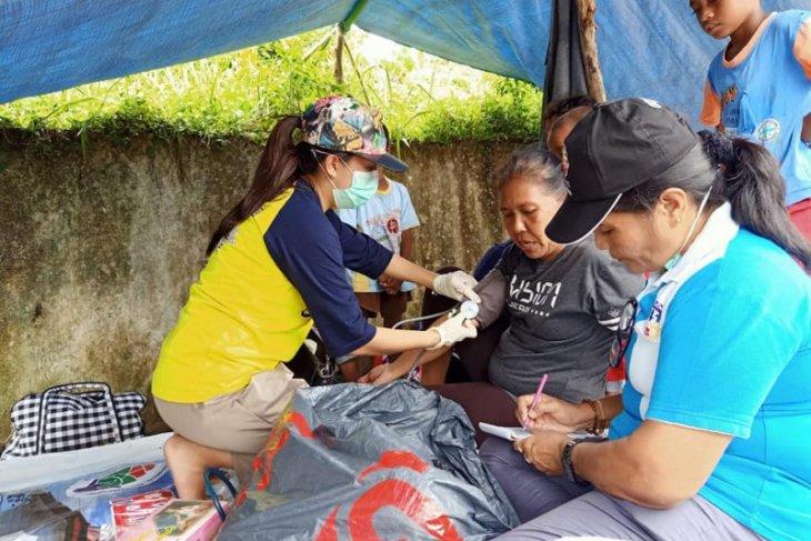 Posko kesehatan Ambon layani 2.565 pasien korban gempa magniduto 68