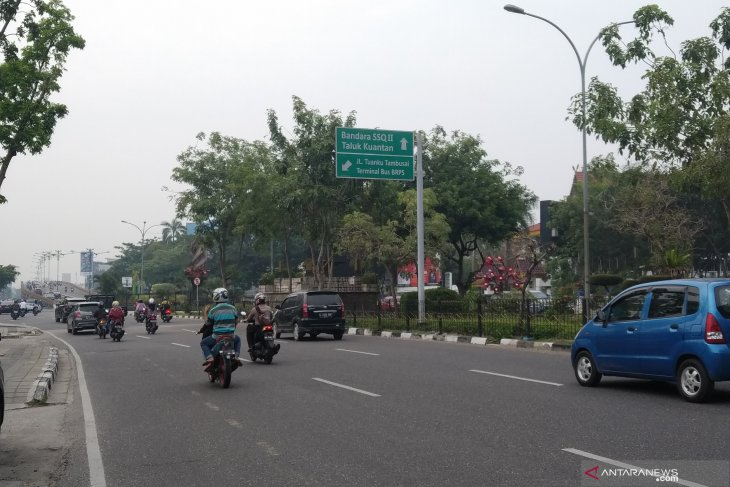 Air pollution emergency status revoked as Riau air quality stabilizes