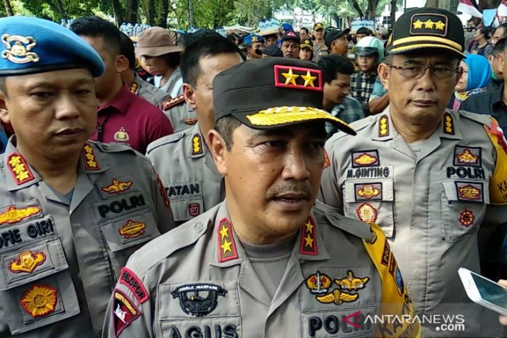 Densus 88 shoots down two terror suspects in North Sumatra