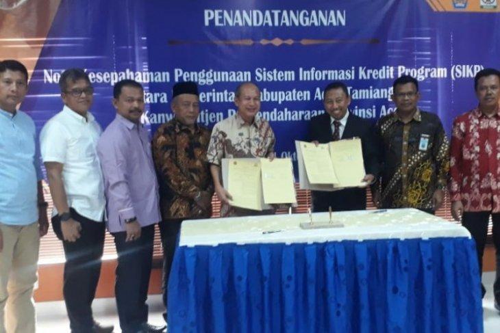 Pemkab Aceh Tamiang dukung akses pembiayaan  koperasi-UMKM