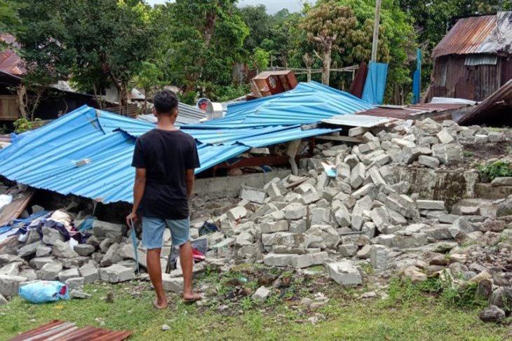 1.149 gempa susulan terjadi di Maluku