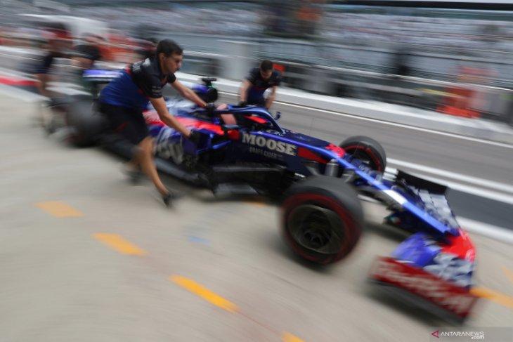 Toro Rosso ganti nama tim