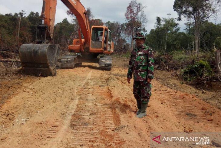 TMMD di Belitung bangun jalan penghubung desa sepanjang 7,6 km