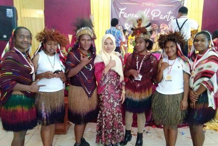 Walau trauma, guru asal Sumbar ini tetap ingin kembali mengajar ke Wamena