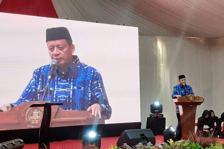 Gubernur Wahidin: Provinsi Banten jangan ragukan soal pendidikan