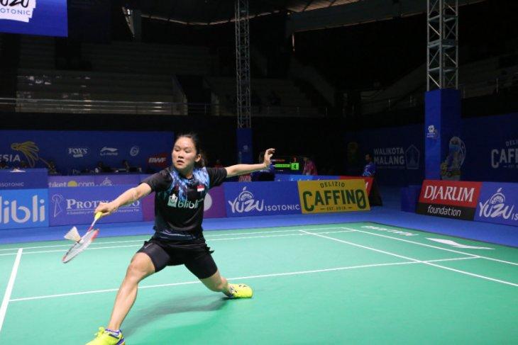 Ruselli lebih konsentrasi pada perempat final Indonesia Masters