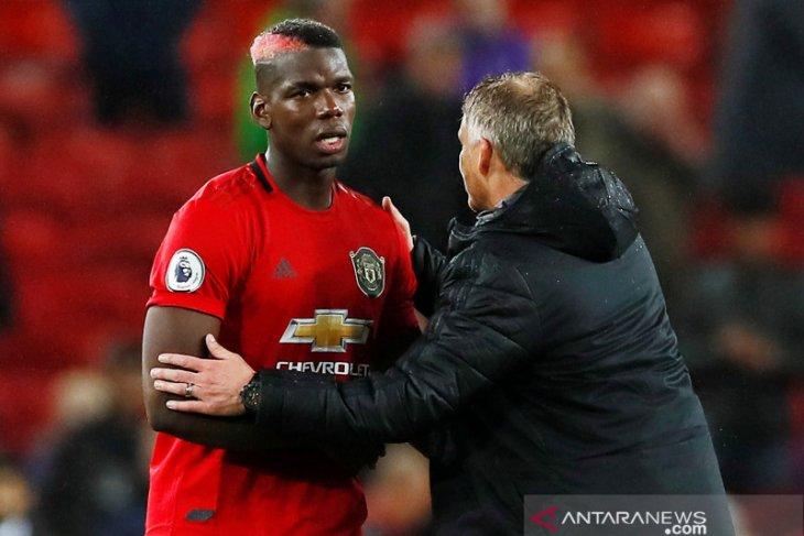Linga Inggris - Paul Pogba diragukan tampil lawan Newcastle United