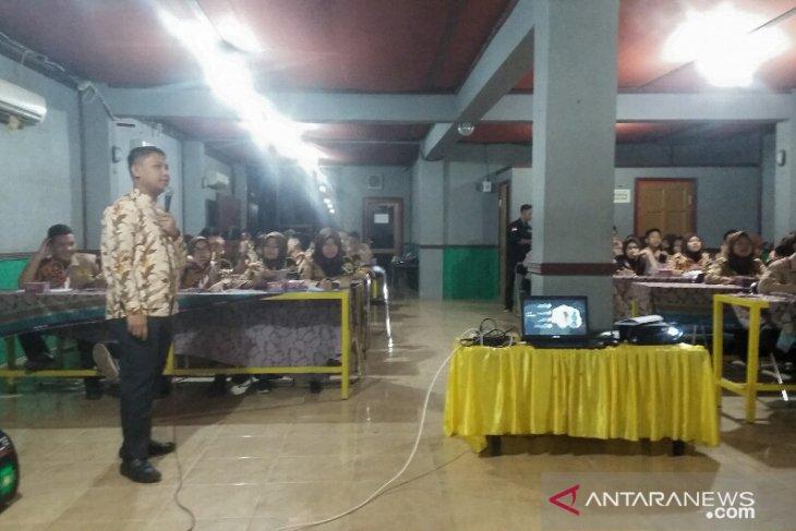 Saka Pramuka Kominfo Labura gelar pelatihan Software Open Source