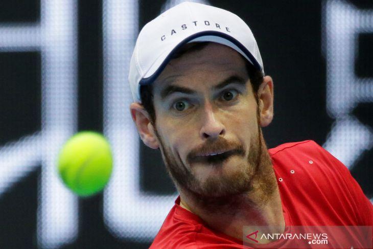 Andy Murray kembali ke Grand Slam Australia Open