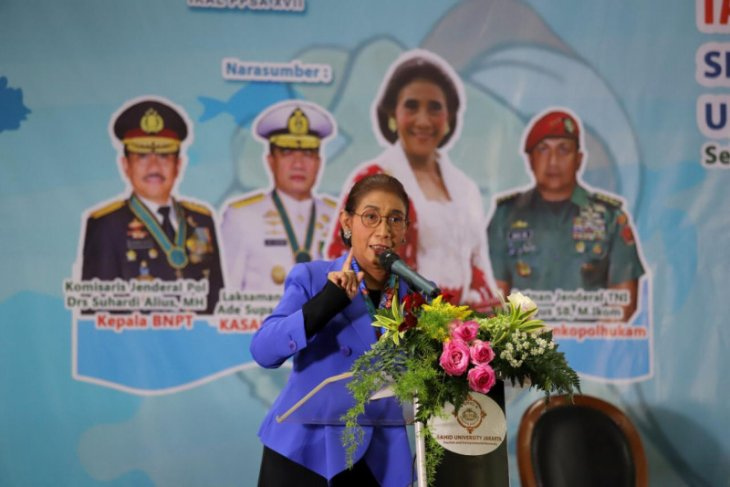 Perjuangan Indonesia membuka mata global tentang pencurian ikan
