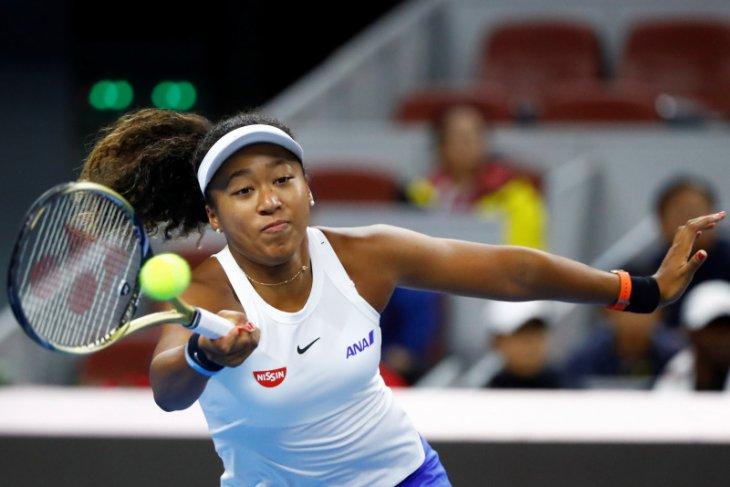 Naomi Osaka kalahkan Bianca Andreescu pada perempat final China Open