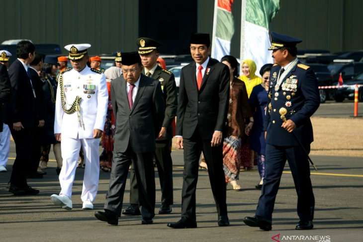 Presiden Jokowi : Posisi Wakil Panglima TNI segera diisi