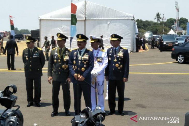 Panglima TNI bertolak ke Wamena, Senin